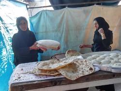 ساماندهی ۲۵ موکب برای بازگشت زوار در مرز شلمچه