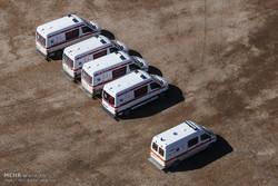 ۷ مصدوم تصادف عراق از چذابه وارد کشور شدند