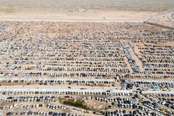 پیشبینی افزایش زائران اربعین با خودروهای شخصی در مرزها