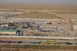 جلسه ساماندهی پایانه مرزی چذابه برگزار شد