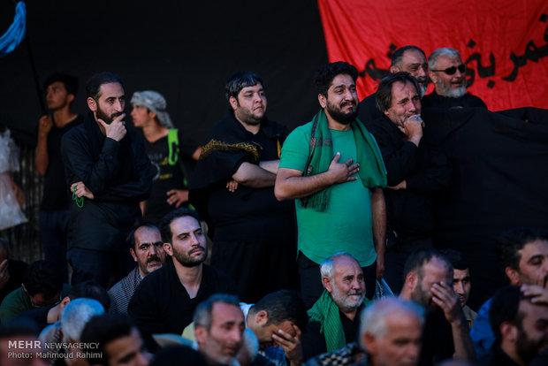 مراسم عزاداری اربعین حسینی در کربلا