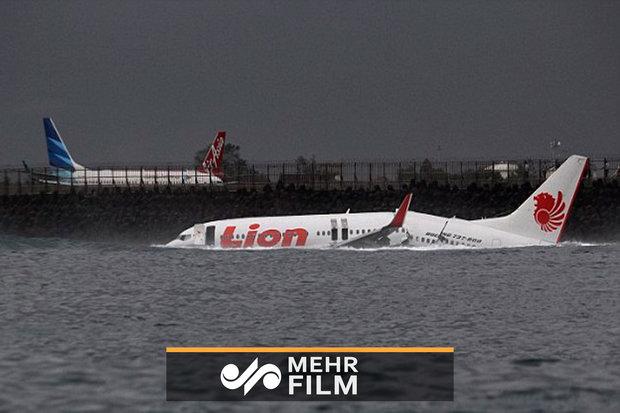انڈونیشیا میں حادثے کے شکار طیارے کا بلیک باکس مل گیا