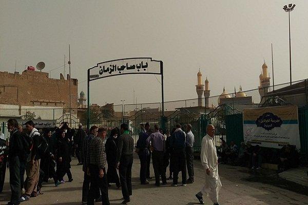 در راه کاظمین،با زبان انگلیسی/عراقیها، مهربانتر از ما با خودمان