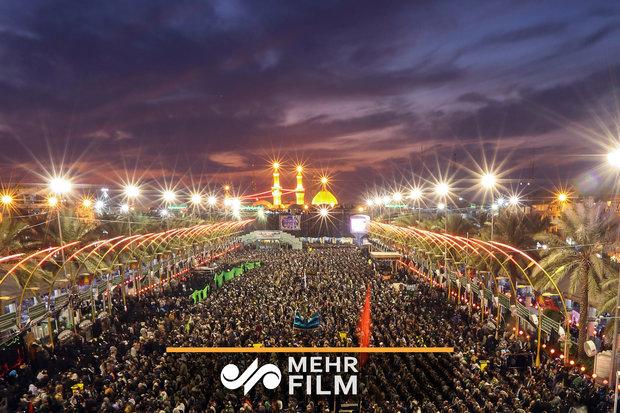 اربعین کے دن حضرت امام حسین (ع) کی زيارت مؤمن کی پہچان/امام حسین کا زائر آنحضور کا مہمان