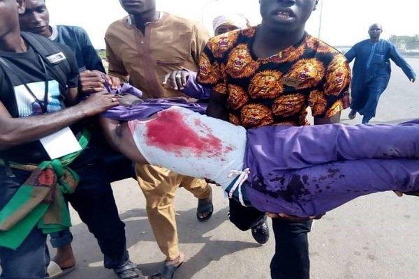 الجيش النيجيري يفتح النار على مشاة الأربعين الحسيني في العاصمة أبوجا