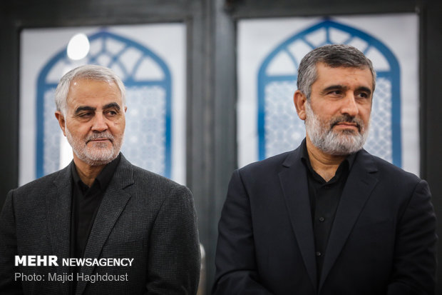 Soleimani's revenge will not end by just shooting some missiles: Hajizadeh
