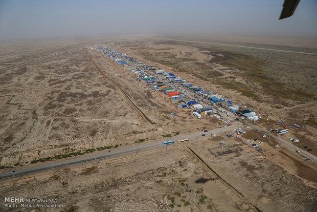 بازگشایی مرز چذابه به روی صادرکنندگان