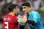 بیرانوند بهترین بازیکن دیدار ایران و عراق شد
