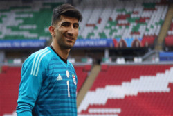Beiranvand shortlisted for AFC Player of the Year 2019