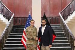 دیدار «وتل» با رئیس جمهوری و مشاور امنیت ملی افغانستان