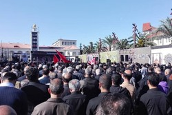 اجتماع عزاداران گیل در شهرهای مختلف گیلان برگزار شد