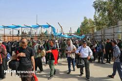 سهم مرزهای کشور در تردد زوار اربعین اعلام شد