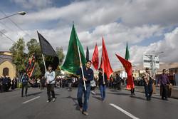 آذربایجان غربی در سالروز اربعین حسینی غرق ماتم و عزا شد