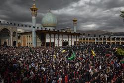 آیین عزاداری اربعین حسینی در شیراز