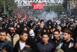 مراسم پیاده روی اربعین در امامزاده علی سیرجان برگزار میشود