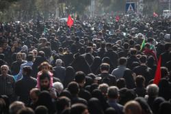 برگزاری مراسم پیاده روی جاماندگان اربعین در بروجن