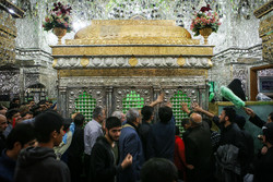 Arbaeen rituals observed in Abd al-Aziz al-Hasani shrine