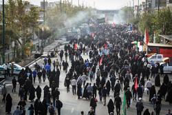 عزاداری جاماندگان اربعین حسینی(ع) در ورامین برگزار می شود