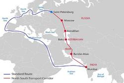 India, Russia, Iran