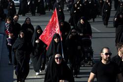 مسیرهای پنج گانه پیاده روی جاماندگان اربعین تهران اعلام شد