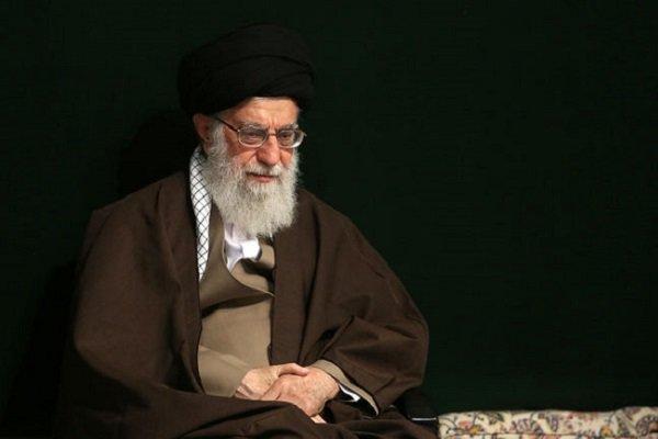 انطلاق مراسم العزاء الحسيني بحضور قائد الثورة الاسلامية
