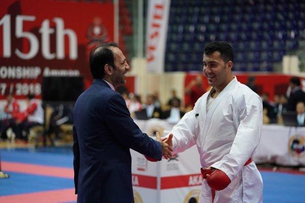 ۸ مدال طلا، نقره و برنز جهان در انتظار کاراته کاهای ایران