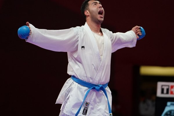 Iran wins five medals at Karate-1 Premier League