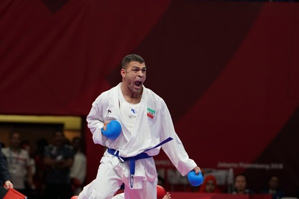 Karate1-Series A: Poorshab wins 2nd gold for Iran