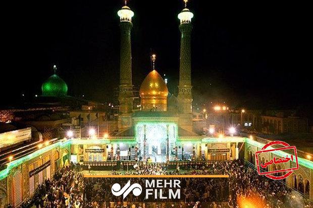 فیلمی از حضور جاماندگان اربعین در حرم حضرت عبدالعظیم حسنی (ع)