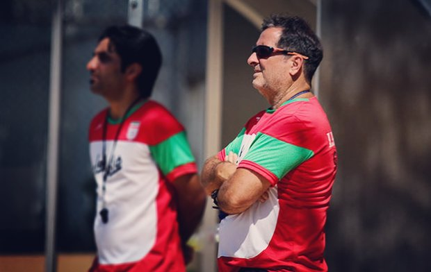 Iran Ready For Intercontinental Beach Soccer Cup Coach Says Tehran Times