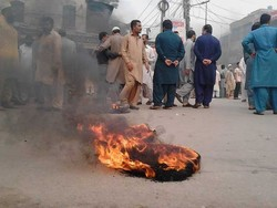 پاکستان کے مختلف شہروں ميں آسیہ مسیح کی رہائی کے خلاف مظاہرے