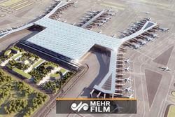 افتتاح بزرگ ترین فرودگاه جهان در ترکیه