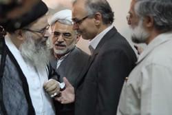 بازخوانی توهین آقاجری به مراجع تقلید در منزل عبدالله نوری/ لیبرالها طرفدار مرجعیت میشوند!