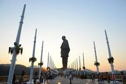 رونمایی از بلندترین مجسمه جهان