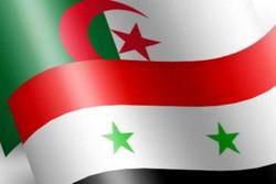امیدواریم که سوریه به سرعت ثبات خود را به دست آورد