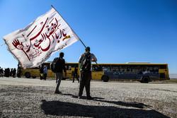 چهارمین جلسه ستاد اربعین شهرستان آبادان در شلمچه برگزار شد