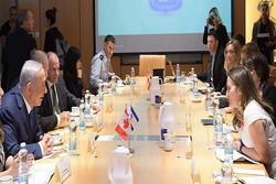 نتانیاهو: از سطح روابطتان با ایران متشکرم/ تشکراز پذیرش کلاهسفیدها