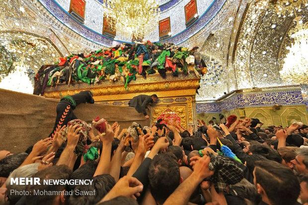 کربلای معلا در اربعین حسینی(ع)