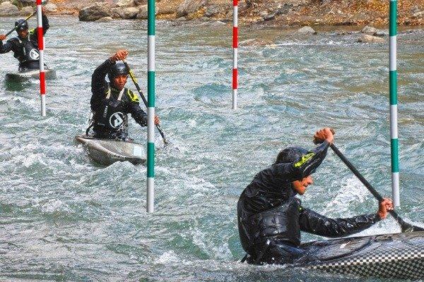 2018 Asian U23 Canoe Slalom C'ships kicks off today in Karaj