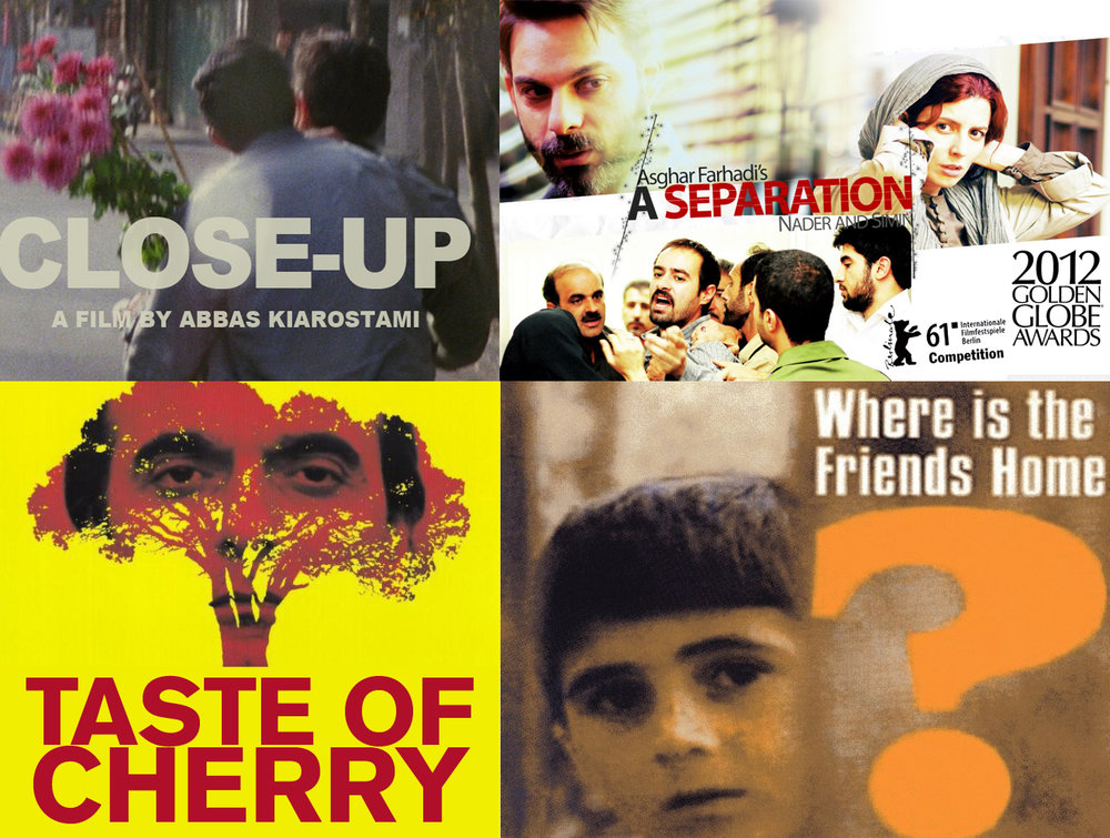 Four films from Iran among 100 greatest foreign-language ...