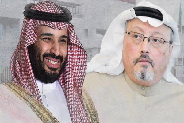 اعلی سعودی حکام کی کال پکڑی گئی/  خاشقجی کو ولیعہد محمد بن سلمان کے حکم پر قتل کیا گیا