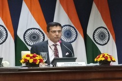 India has not received any US statement on exemption from anti-Iran sanctions