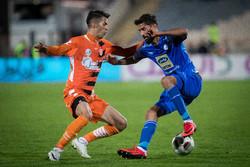 """Tahran'daki zorlu maçın galibi """"Saipa"""""""