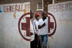 زندانی کردن بیماران فقیر در بیمارستان های کنگو