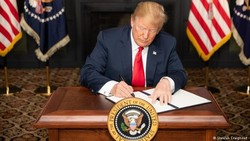 U.S. President Trump signed an executive order on August 5.