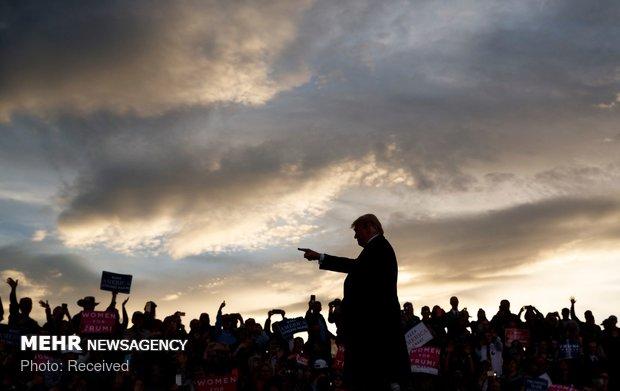 تهدید توئیتری دموکرات ها از سوی ترامپ