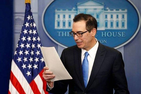 الخزانة الامريكية تدرج 700شركة وفرد من إيران على قائمة العقوبات