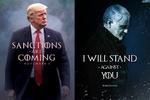از تهدید ترامپ تا واکنش سردار سلیمانی