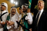 West and Saudi's petrodollars