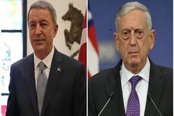 Pentagon'dan Akar-Mattis görüşmesi açıklaması